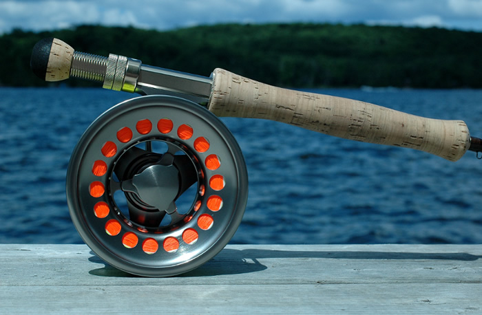 The Danielsson Control Fly Reels